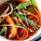 Азиатские супы, основы для супов