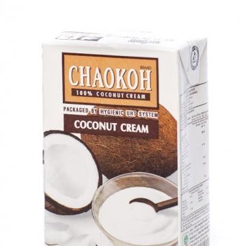 Кокосовые сливки Chaokoh, Таиланд 250 мл