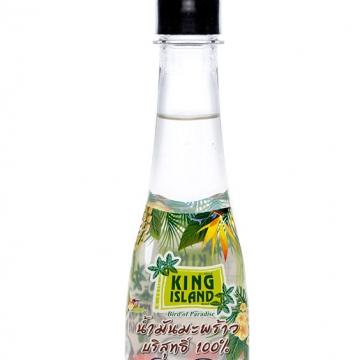 Кокосовое масло 100% King Island, Тайланд, 200мл