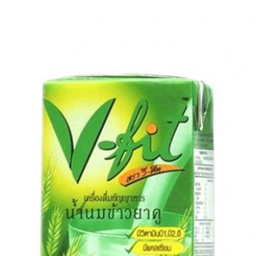 Рисовое молоко  c сахаром V-fit 200 мл