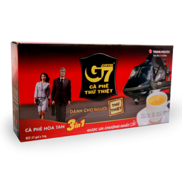 G7 coffee 3 in 1 №21
