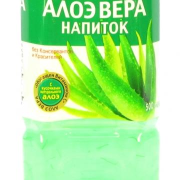Напиток Алоэ-вера оригинал, т.м Sunberry 500 мл