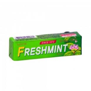 Жевательная резинка Freshmint Lotte, Корея, 26 г