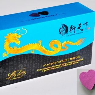 """Ling Long """"Золотое сердце"""" (с мятой)"""
