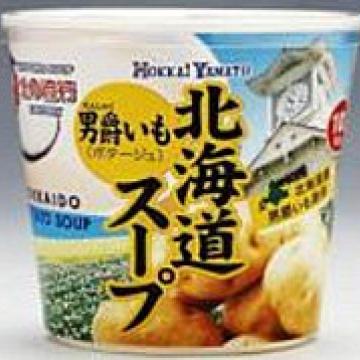 Картофельный суп быстрого приготовления Hokkai-Yamato, Япония 25,5 г