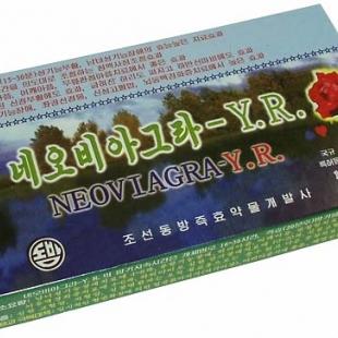Стимулятор половой активности Неовиагра - Y.R., Корея
