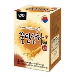 Nokchawon напиток из корейского женьшеня с медом, 150 г