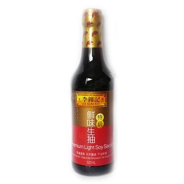 Соевый соус светлый Premium Light Lee Kum Kee 500мл