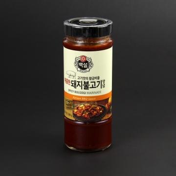Корейский соус-маринад для свиных ребрышек Кальби, Корея 290 г