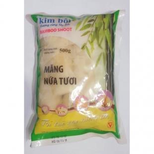 Побеги бамбука, маринованные резанный 1 кг. Пр-во Вьетнам.