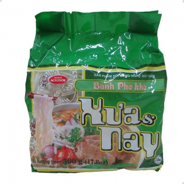 Лапша рисовая 3 мм Vina Acecook Вьетнам 500 г