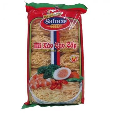Лапша яичная премиум класса (гнезда), Safoco, Вьетнам 500 г