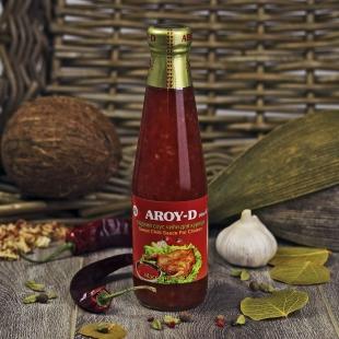 Сладкий чили соус для курицы Aroy-D 350 г