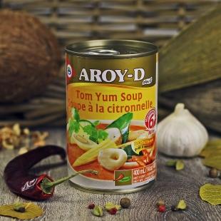 Суп Том Ям (Tom Yum soup) Aroy-D, Таиланд, 400 г