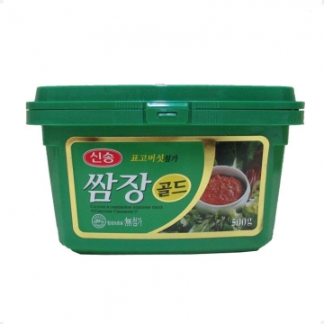 "Соевая паста ""Самдян"", Корея, 500 г"