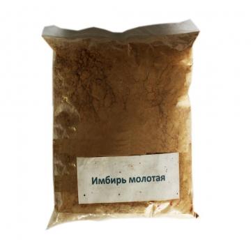 Имбирь молотый высший сорт (0,5 кг)