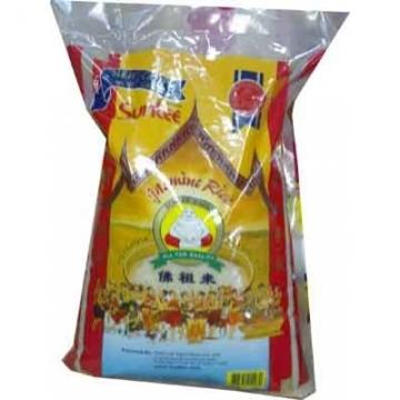 Тайский рис длиннозерный жасмин Sunlee 10 кг