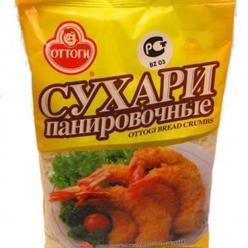 Сухари панировочные Панкару (0,2 кг)