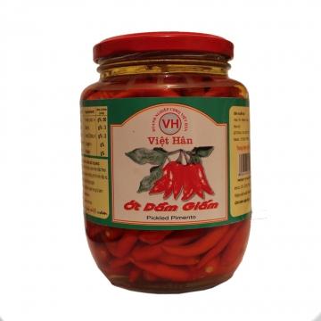 Перец чили консервированный Вьетнам 500 г