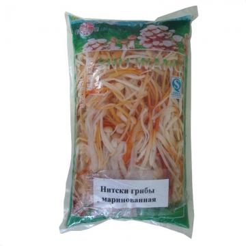 Грибы Золотые нити (Еноки/Эноки) Китай 1,5 кг