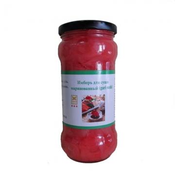 Имбирь консервированный для суши (170 гр)