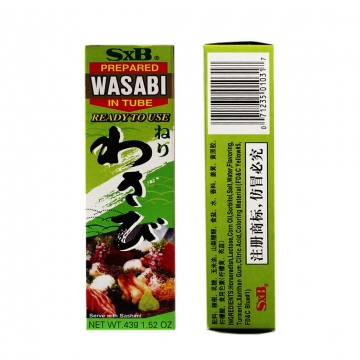 Васаби в тюбике Корея 35 г
