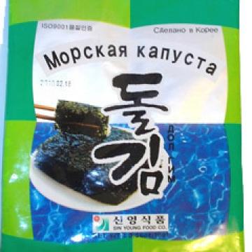 Морская капуста (ким) жареная 50 гр.