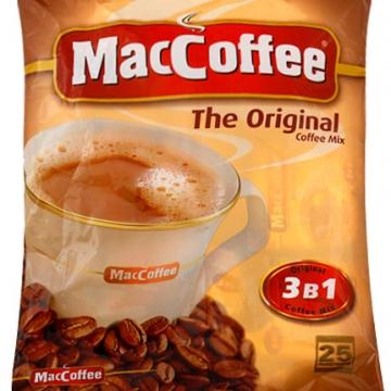 Кофе MacCoffee The Original Coffee Mix 3 в 1 (50 пак Х 20г)
