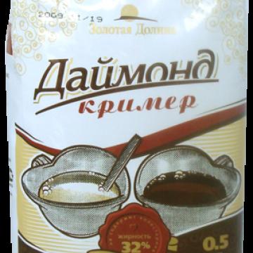 Растительные сливки (заменитель молока) Diamond Creamer 32% 500 г