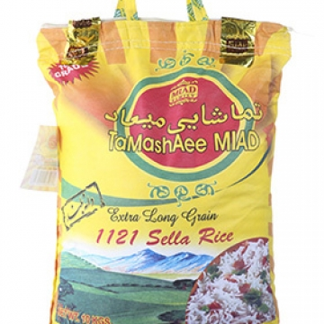 Рис Miad Tamashee Basmati 10 кг
