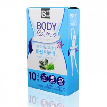 Напиток для похудения Mate&Mint talk mix Nokchawon, Корея 85 гр (10*8,5 г)