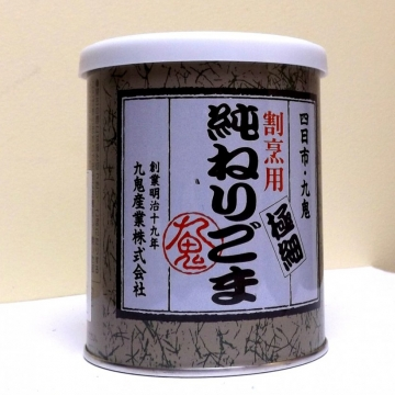 Кунжутная паста (тахини) «Gokusai Shiro» Atari Goma, Япония, 300 г