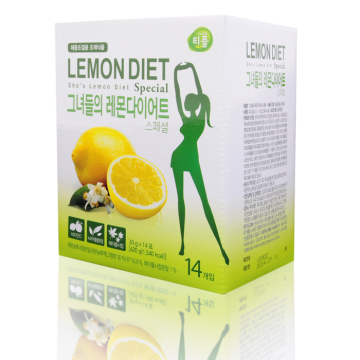 Напиток LEMON DIET SPECIAL / LEMON DIET SPECIAL