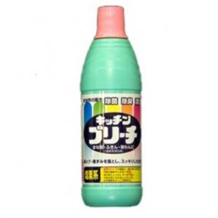 Mitsuei Универсальное кухонное моющее и отбеливающее средство, 600 мл.