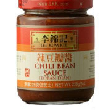 Соус чили с соевыми бобами Тобадзян (Chili Bean Sauce) Lee Kum Kee 226 г