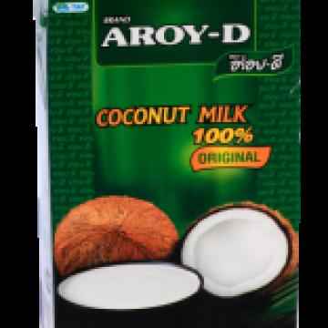Кокосовое молоко 60% AROY-D, Таиланд 1 л