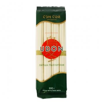 Пшеничная лапша «UDON» пакет 300гр