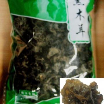 Грибы древесные сушеные Моэр черные (400 г)