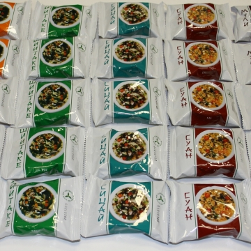 """Ассорти """"5 супов"""" быстрого приготовления (12 г Х 5 шт.)"""