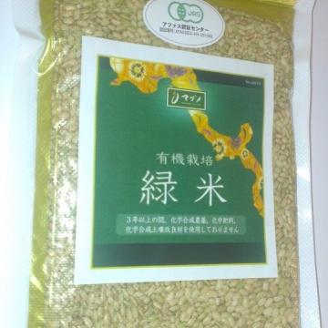 Дикий Зеленый рис (лечебный рис) Япония