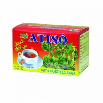Артишоковый чай NGOC DUY Вьетнам 40 г (20 пак.х2г)