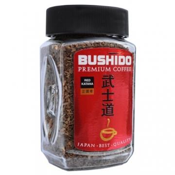 кофе Bushido Red Katana 100г. в кристаллах
