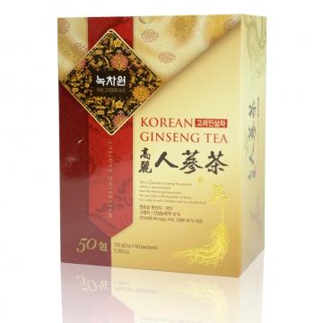 Напиток из корейского женьшеня (гранулированный) Nokchawon, Корея 150 г (3 гр.*50 саше)