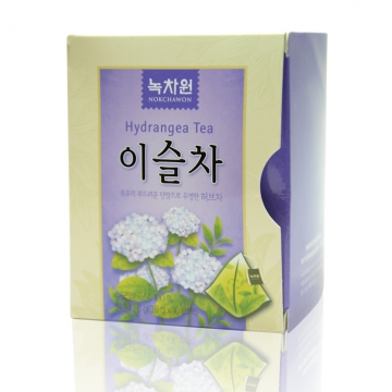 Напиток из листьев гортензии (пирамидки) Nokchawon, Корея 6 г(10*0,6 г)