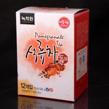 Напиток из граната в пакетиках (Nokchawon), Корея 360 г (12 пак*30 г)