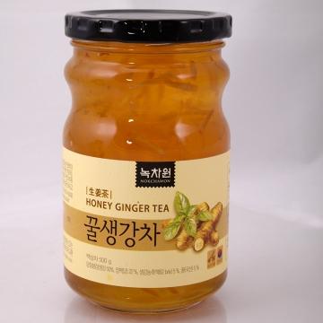 Напиток с имбирем и медом (банка) Nokchawon, Корея 480 г