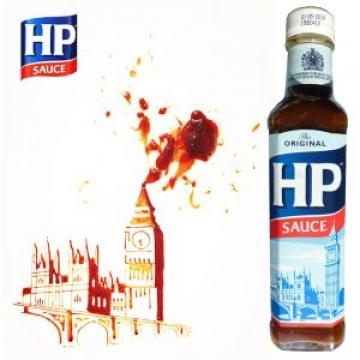 Английский коричневый соус НР Original Sauce 255г