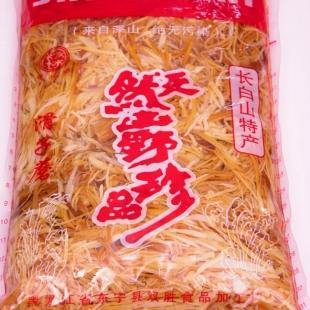 Грибы Золотые нити (Еноки/Эноки) Китай 3 кг