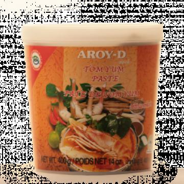 Кисло-сладкая паста Том Юм (Tom Yum paste) Aroy-d 400 г