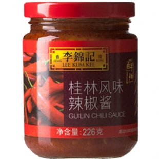 Гуилин чили соус (GUILIN CHILI SAUCE) Lee Kum Kee 226 г